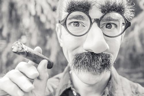 Nice mustache